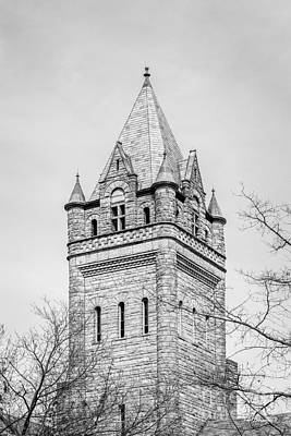 Special Occasion Photograph - Ohio Wesleyan University University Hall by University Icons
