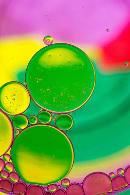 Royalty-Free and Rights-Managed Images - Oil and Water P by Rebecca Cozart