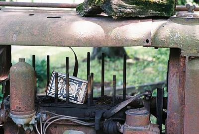 Photograph - Oil Can by Cynthia Conte