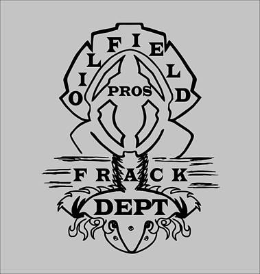 Oilfield Pros Art Print by Bryan Oes