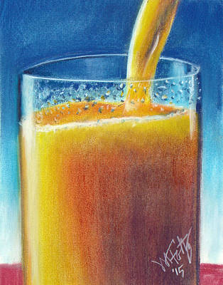 Painting - Oj Frash by Michael Foltz