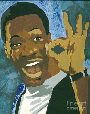 Movies Star Paintings - Ok Eddie by JJ Burner