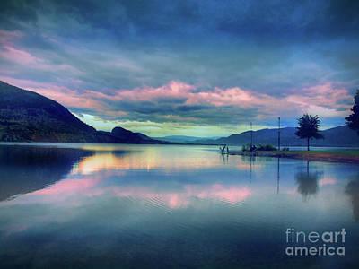 Photograph - Okanagan Mornings by Tara Turner