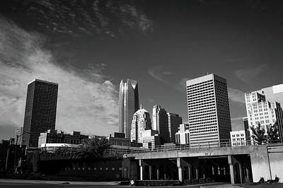Photograph - Okc Skyline by Nathan Hillis
