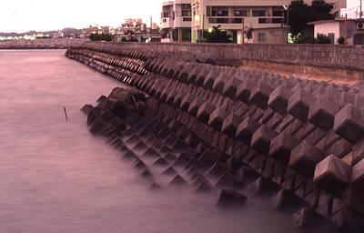 Photograph - Okinawa Waves by Curtis J Neeley Jr