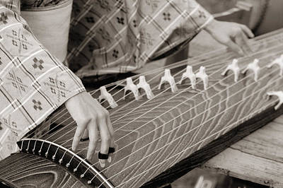 Musical Influence Photograph - Okinawan Festival by Joe Carini - Printscapes