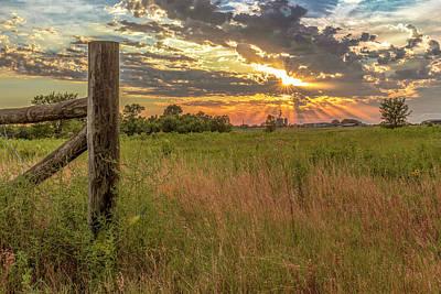Photograph - Oklahoma by Bryan Xavier