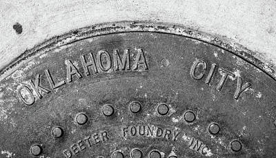 Photograph - Oklahoma City by Nathan Hillis