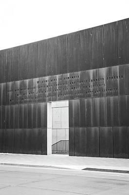 Photograph - Oklahoma City National Memorial 1 by Susan McMenamin