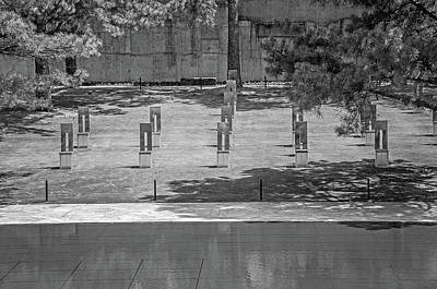 Photograph - Oklahoma City National Memorial 10 by Susan McMenamin
