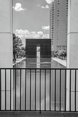 Photograph - Oklahoma City National Memorial 2 by Susan McMenamin