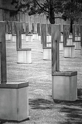 Photograph - Oklahoma City National Memorial 4 by Susan McMenamin