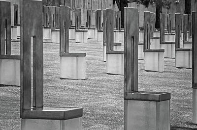 Photograph - Oklahoma City National Memorial 5 by Susan McMenamin