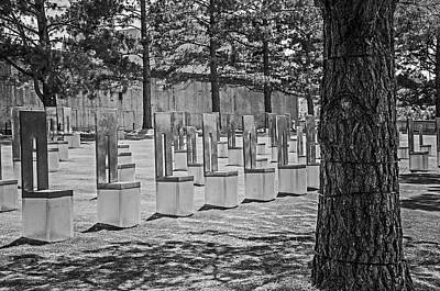 Photograph - Oklahoma City National Memorial 8 by Susan McMenamin