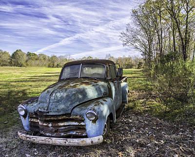 Photograph - Oktibbeha County 07 by Jim Dollar