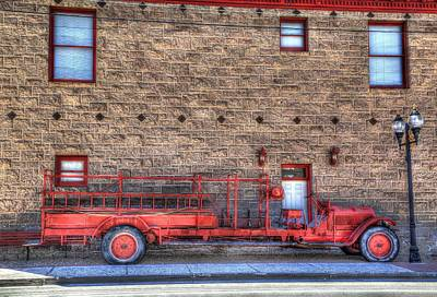 Photograph - Ol' Red Number 3 by Donna Kennedy