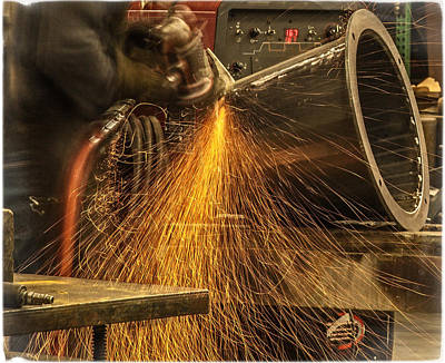 Photograph - Back To The Grind by Richard Engelbrecht