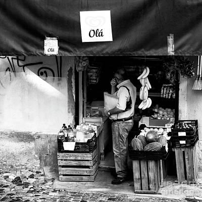 Photograph - Ola by John Rizzuto