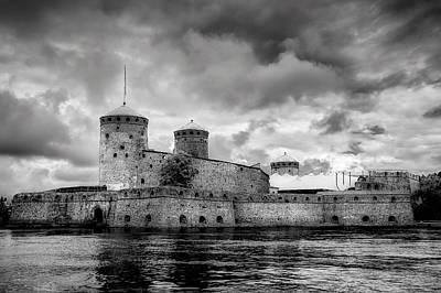Photograph - Olavinlinna Castle by Ari Salmela