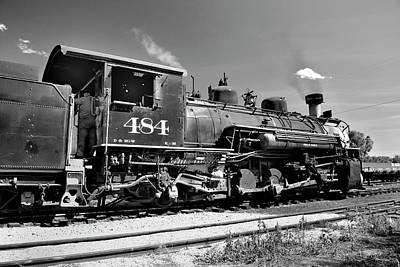 Photograph - Old 484 II by Ron Cline