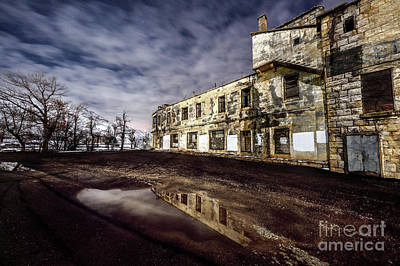 Photograph - Old Abandoned House by Anna Om