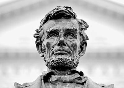 Statue Portrait Photograph - Old Abe by Todd Klassy
