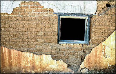 Photograph - Old Adobe by Elaine Malott