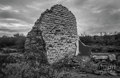 Photograph - Old Adobe  by Robert Bales