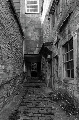 Photograph - Old Alley In Bradford-on-avon by Jacek Wojnarowski