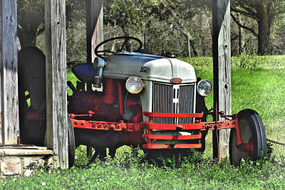Photograph - Old And Reliable by Laura Ragland