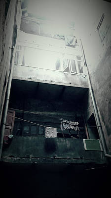 Photograph - Old Apartment by Tetyana Kokhanets