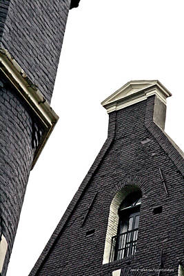 Photograph - Old Architecture by Mark Alesse