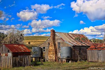 Photograph - Old Australia by Wallaroo Images