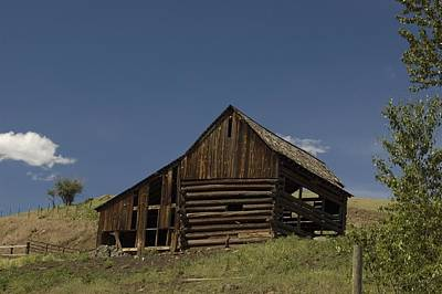 Old Barn 2 Art Print