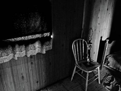 Photograph - Old Bedroom by Brian Sereda