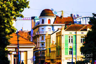 Photograph - Old Belgrade by Rick Bragan