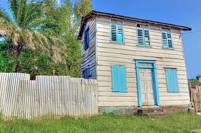 Photograph - Old Board House by Nadia Sanowar