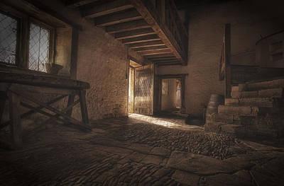 Photograph - Old Brewery by Stewart Scott