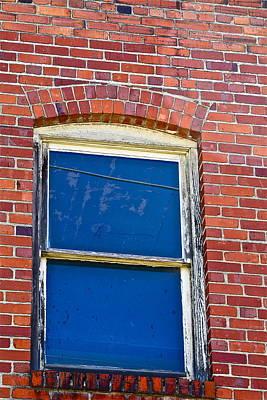 Old Brick Building Art Print