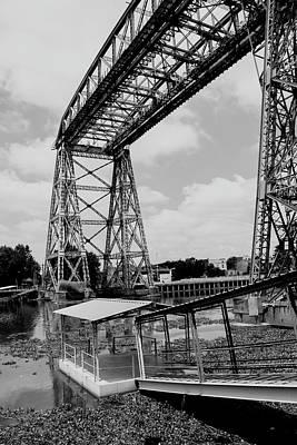 Photograph - Old Bridge by Silvia Bruno