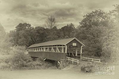 Nature Photograph - Old Bridge by Tom Gari Gallery-Three-Photography
