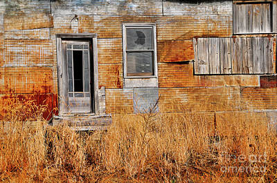 Photograph - Old Building Canton 2008 by David Arment