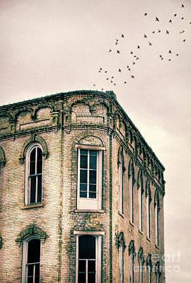Photograph - Old Building by Jill Battaglia