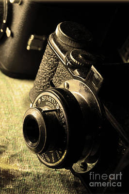 Photograph - Old Camera 1 by Susan Cliett
