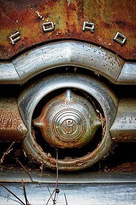 Photograph - Old Car City 19 by David Beebe
