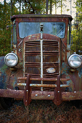 Photograph - Old Car City 2 by David Beebe