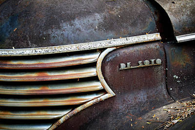 Photograph - Old Car City 23 by David Beebe