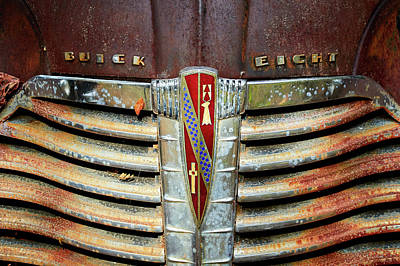 Photograph - Old Car City 24 by David Beebe