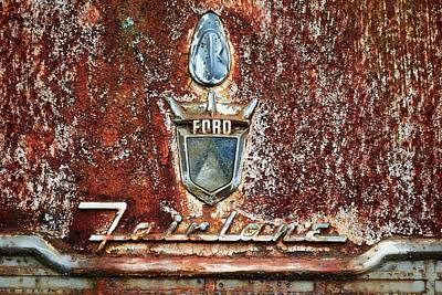Photograph - Old Car City 6 by David Beebe