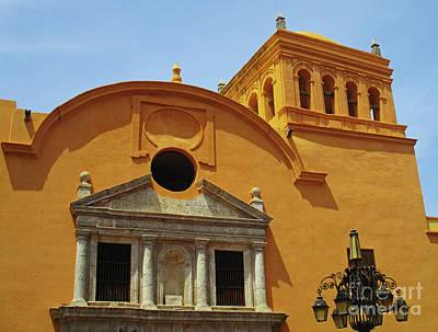 Photograph - Old Cartagena 22 by Randall Weidner